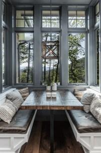 Elegant And Cozy Diningroom Design Ideas19