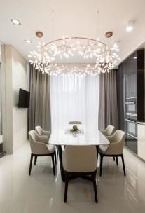 Elegant And Cozy Diningroom Design Ideas21