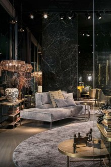 Extraordinary Luxury Living Room Ideas Which Abound With Glamour And Refinement28