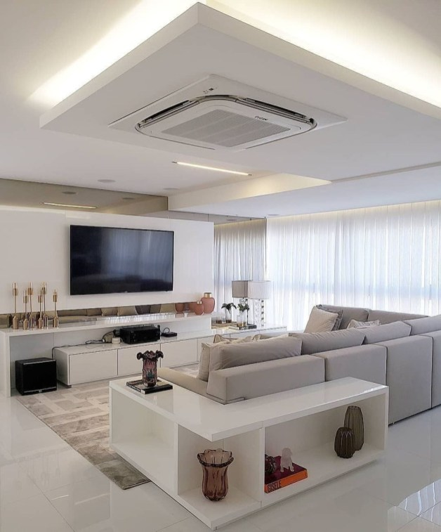 Extraordinary Luxury Living Room Ideas Which Abound With Glamour And Refinement38