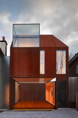Londons Contemporary Architecture Key Building British Capital26