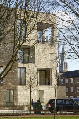 Londons Contemporary Architecture Key Building British Capital33