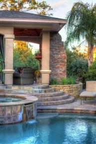 Luxury And Elegant Backyard Pool14