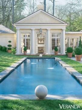 Luxury And Elegant Backyard Pool16
