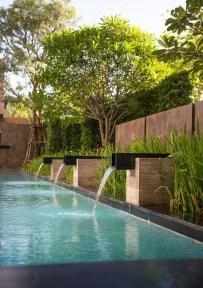 Luxury And Elegant Backyard Pool29