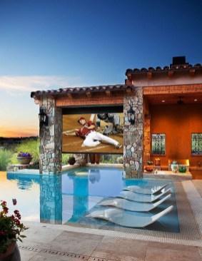Luxury And Elegant Backyard Pool33