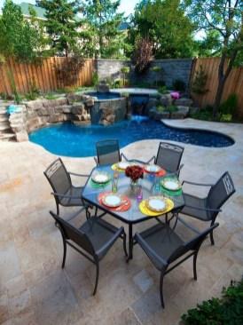 Luxury And Elegant Backyard Pool34