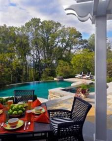 Luxury And Elegant Backyard Pool38