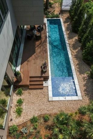 Luxury And Elegant Backyard Pool46