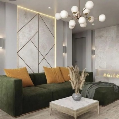 Luxury And Elegant Living Room Design15