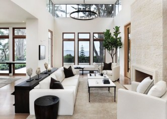 Luxury And Elegant Living Room Design25
