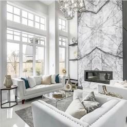 Luxury And Elegant Living Room Design37