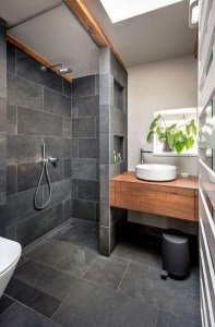 Minimalist Modern Bathroom Designs For Your Home23
