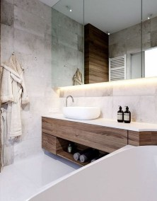 Minimalist Modern Bathroom Designs For Your Home29