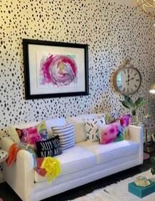 Modern Wallpaper Decoration For Living Room Ideas14