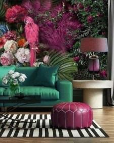 Modern Wallpaper Decoration For Living Room Ideas21