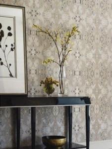 Modern Wallpaper Decoration For Living Room Ideas29