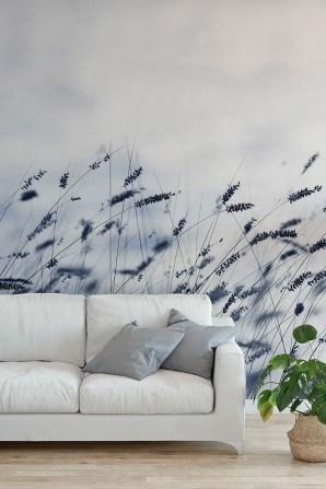 Modern Wallpaper Decoration For Living Room Ideas37