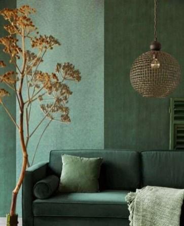 Modern Wallpaper Decoration For Living Room Ideas39