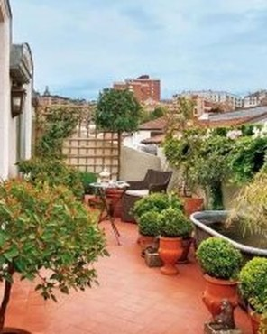 Most Popular And Beautiful Rooftop Garden15