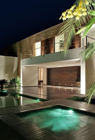 Superb Contemporary Houses Designs Surrounded By Picturesque Nature18