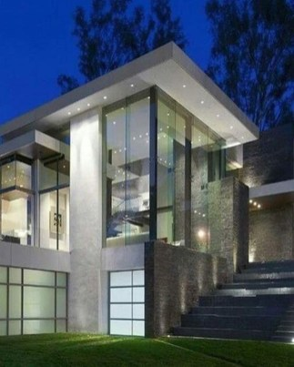 Superb Contemporary Houses Designs Surrounded By Picturesque Nature35
