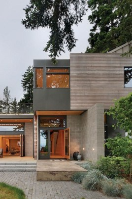 Superb Contemporary Houses Designs Surrounded By Picturesque Nature42