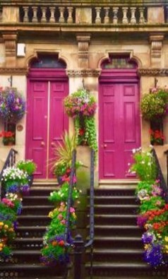 Unique And Elegant Door Decoration Ideas07