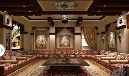 Awesome Arabian Living Room Ideas01