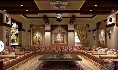 Awesome Arabian Living Room Ideas01