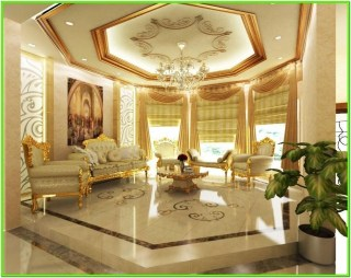 Awesome Arabian Living Room Ideas14