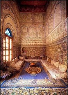 Awesome Arabian Living Room Ideas20