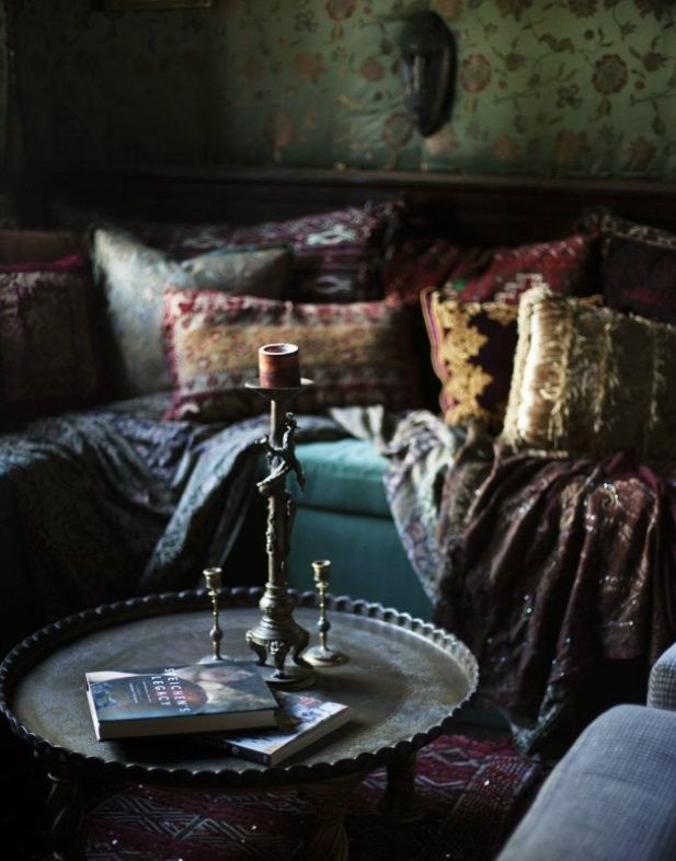 Awesome Arabian Living Room Ideas26
