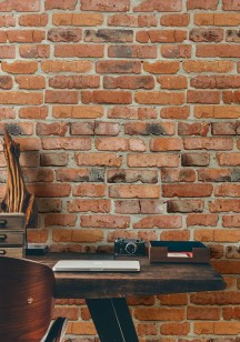 Awesome Brick Expose For Living Room05