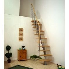 Awesome Flying Stairs Ideas20