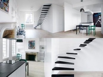 Awesome Flying Stairs Ideas28