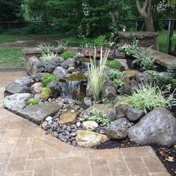 Awesome Garden Waterfall Ideas09
