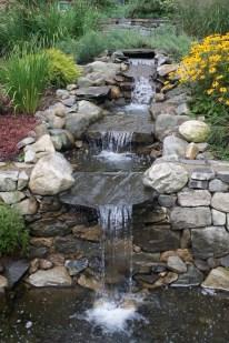 Awesome Garden Waterfall Ideas11