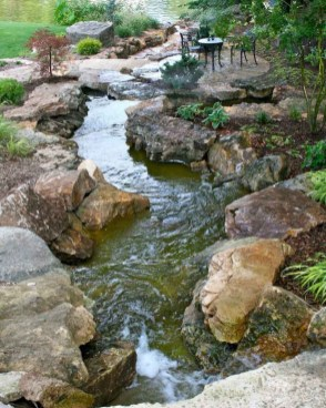 Awesome Garden Waterfall Ideas18
