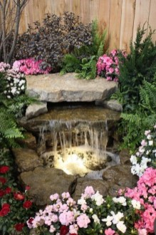 Awesome Garden Waterfall Ideas20