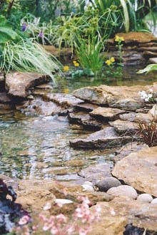 Awesome Garden Waterfall Ideas21