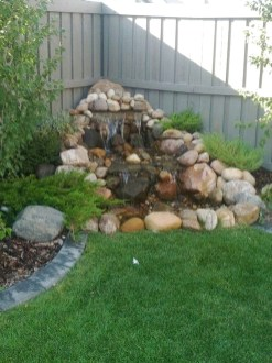 Awesome Garden Waterfall Ideas22