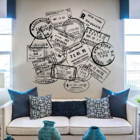 Awesome Walls Decorate Ideas41