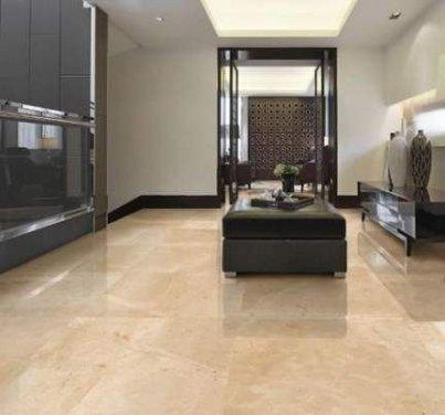 Elegant Granite Floor For Living Room07