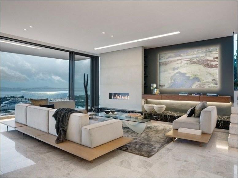 Elegant Granite Floor For Living Room08