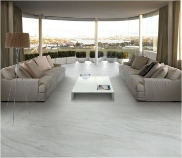 Elegant Granite Floor For Living Room09