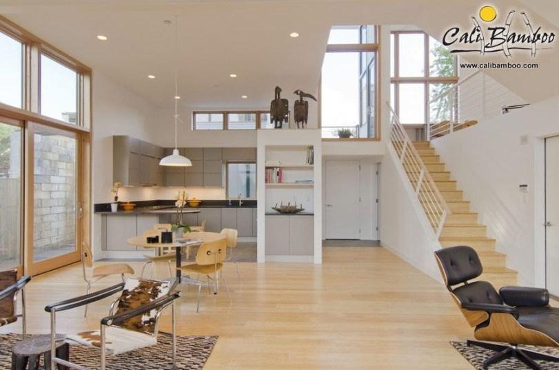 Elegant Granite Floor For Living Room13