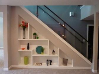 Extraordinary Stairs Storage Ideas05