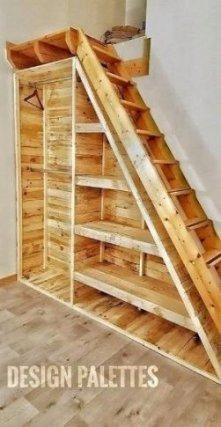 Extraordinary Stairs Storage Ideas11