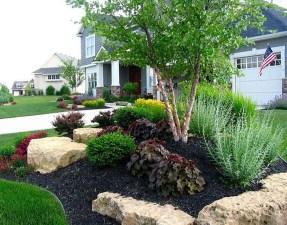 Fresh Ideas Frontyard Garden24